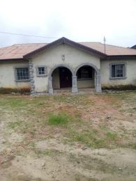 Detached Bungalow House for sale AIT Estate, Alagbado Lagos State Alagbado Abule Egba Lagos