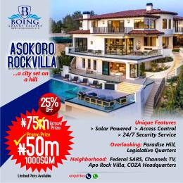 Residential Land Land for sale Asokoro Extension, Guzape ,Abuja FCT. Asokoro Abuja