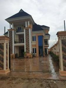 6 bedroom Detached Duplex House for sale Odili road Trans Amadi Port Harcourt Rivers