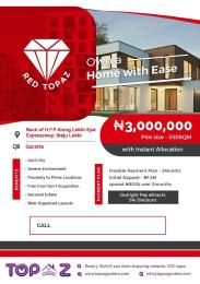 Mixed   Use Land Land for sale Back of HFP Along Lekki-Epe Expressway, Ibeju-Lekki LBS Ibeju-Lekki Lagos