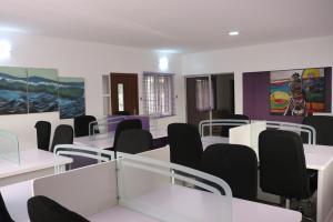Commercial Property for shortlet 43B Emina Crescent Toyin street Ikeja Lagos