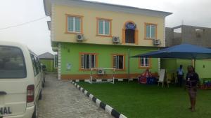 3 bedroom Detached Duplex House for sale Hopevill Estate  Sangotedo Ajah Lagos