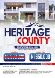 Mixed   Use Land Land for sale Bolorunpelu Free Trade Zone Ibeju-Lekki Lagos