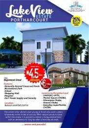 Serviced Residential Land Land for sale Behind UNIPORT/UPTH Choba Port Harcourt Rivers