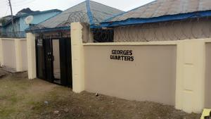 10 bedroom Self Contain Flat / Apartment for sale George's Quarters,  By Fabian Hotel directly behind Ado polytechnic.  Ado-Ekiti Ekiti