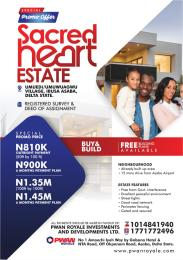 Mixed   Use Land Land for sale Admiralty drive by Ibusa express  Asaba Delta