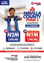 Land for sale Alawa Village Eleranigbe Ibeju-Lekki Lagos