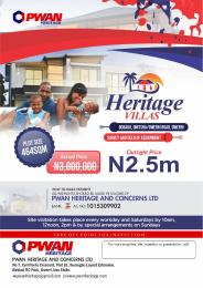 Land for sale Ogbaku, Onitsha/ Owerri Road Owerri Imo