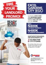 Land for sale Ado- odo, ota Sango Ota Ado Odo/Ota Ogun