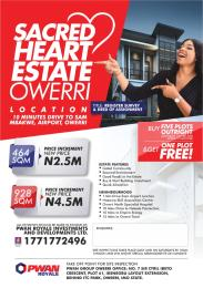 Mixed   Use Land Land for sale Air port road Owerri Imo