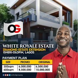 10 bedroom Mixed   Use Land Land for sale ISHERI OLOFIN Isheri Egbe/Idimu Lagos