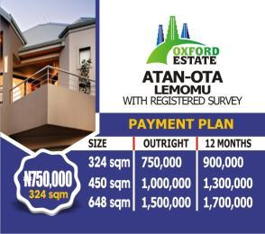 10 bedroom Mixed   Use Land Land for sale ATAN OTA LEMOMU Ado Odo/Ota Ogun