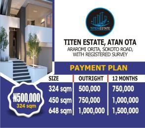 10 bedroom Mixed   Use Land Land for sale ARAROMI ORITA, SOKOTO ROAD,  Ado Odo/Ota Ogun