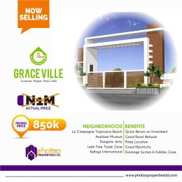 Serviced Residential Land Land for sale Ikegun Ibeju -Lekki Lagos Ikegun Ibeju-Lekki Lagos