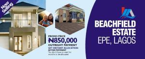Residential Land Land for sale Ijako, Off Poka Road, Epe Epe Road Epe Lagos