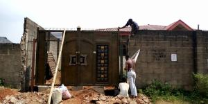2 bedroom Flat / Apartment for rent Omitoro  off ijede road  Ijede Ikorodu Lagos