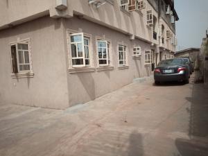 2 bedroom Flat / Apartment for rent Sadiku bustop ekoro road close to  Abule Egba Abule Egba Lagos