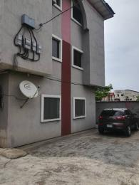 3 bedroom Blocks of Flats House for rent . New garage Gbagada Lagos
