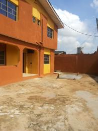 3 bedroom Blocks of Flats House for rent near UBA bank at u-turn Abule Egba Abule Egba Lagos