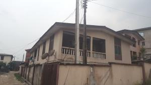 3 bedroom Mini flat Flat / Apartment for rent Awofala Street Akoka Yaba Lagos