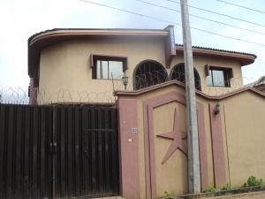 4 bedroom Terraced Duplex House for rent 33, Abiodun Aina Street, Abule Taylor Bus stop, Lagos-Abeokuta expressway Abule Egba Abule Egba Lagos