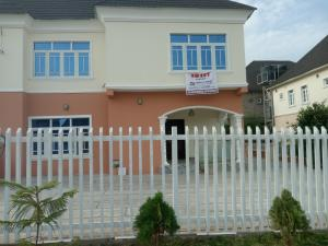 4 bedroom Detached Duplex House for rent River pack estate Lugbe Abuja - 0