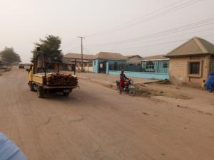 Commercial Land Land for sale Near Total filling station Along 1st avenue FHA Lugbe Lugbe Abuja