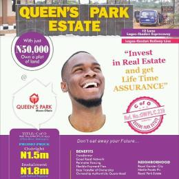 Residential Land Land for sale  Mowe/ ofada by Sagamu Interchange Sagamu Sagamu Ogun