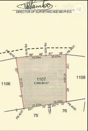 Residential Land Land for sale Main wuye Wuye Abuja