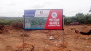 Serviced Residential Land Land for sale Ibuzo Road Asaba Delta