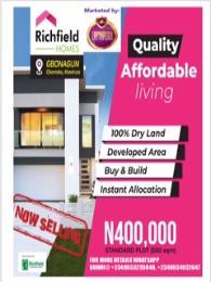 Mixed   Use Land Land for sale Gbonagun Obantoko Adatan Abeokuta Ogun