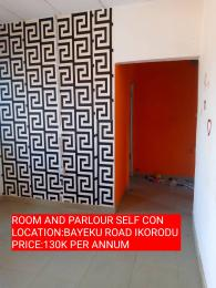 1 bedroom mini flat  Mini flat Flat / Apartment for rent maternity 3 Igbogbo Ikorodu Lagos