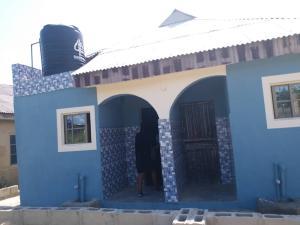 1 bedroom mini flat  Mini flat Flat / Apartment for rent Immaculate street  Igbogbo Ikorodu Lagos