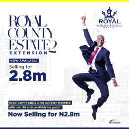 Residential Land Land for sale Located in between the multi-billion dollars Dangote refinery and the La Campagne Tropicana Resort. Free Trade Zone Ibeju-Lekki Lagos