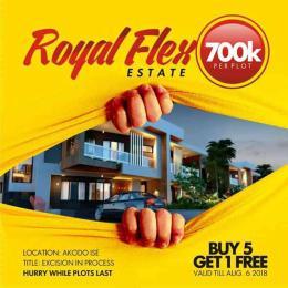 Residential Land Land for sale Royal flex street  Akodo Ise Ibeju-Lekki Lagos - 0