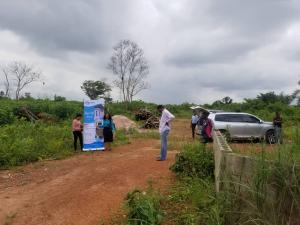 Serviced Residential Land Land for sale Imokun Epe Road Epe Lagos