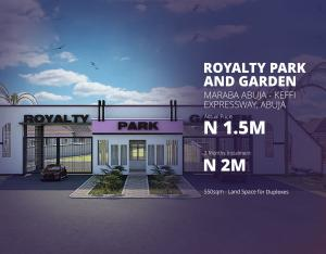 Mixed   Use Land Land for sale  along Abuja-Keffi road, before Goshen city. Mararaba Abuja