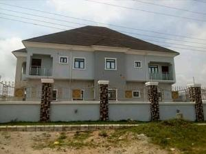 4 bedroom Detached Duplex House for rent beger clinic life camp Life Camp Abuja