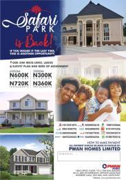 Land for sale Ode Omi Ibeju Lekki Free Trade Zone Ibeju-Lekki Lagos