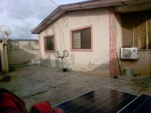 3 bedroom House for sale Ajibodu street Karaole Estate, college road Ogba Lagos. Ifako-ogba Ogba Lagos