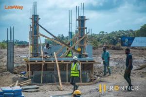 Land for sale Frontier Estate Bogije Sangotedo Lagos
