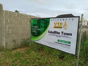 Mixed   Use Land Land for sale Behind Chevron Estate End of Peter Imemesi new site Satellite Town Amuwo Odofin Lagos