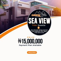 Residential Land Land for sale Epe Lagos Epe Road Epe Lagos