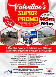 Residential Land Land for sale Makogi Magboro Obafemi Owode Ogun