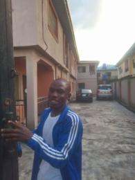 1 bedroom mini flat  Flat / Apartment for rent DJ Street Oke-Afa Isolo Lagos