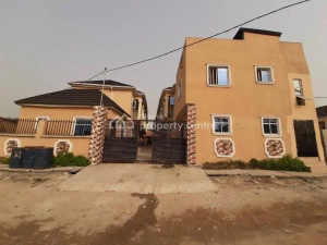 1 bedroom mini flat  Flat / Apartment for rent Rock Stone Estate  Badore Ajah Lagos