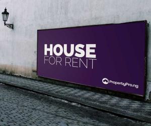 1 bedroom mini flat  Flat / Apartment for rent Harmony Estate College road Ifako-ogba Ogba Lagos - 1