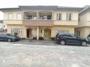 3 bedroom Terraced Duplex House for rent Osapa london Lekki Lagos