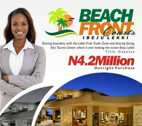 Land for sale Located beside free trade zone road  Free Trade Zone Ibeju-Lekki Lagos - 0