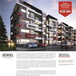 3 bedroom Flat / Apartment for sale Citiview estate, Warewa, Arepo, 7 mins drives to Alausa,Ikeja Isheri North Ojodu Lagos